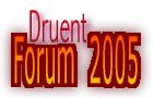 Druent Forums 2005 - 2013