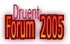 Druent Forums 2005 - 2019